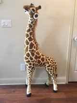 Melissa and Doug plush giraffe in San Clemente, California