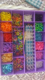 Big Rainbow Loom kit everything included in Lawton, Oklahoma