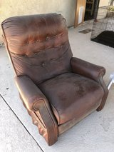 Recliner in Temecula, California