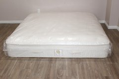 King Size Stearns and Foster Asbingdon Manor Model Mattress in CyFair, Texas