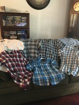 Men's L Short Sleeve Dress Shirts in Camp Lejeune, North Carolina