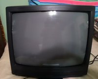 20 inch old style TV in Clarksville, Tennessee