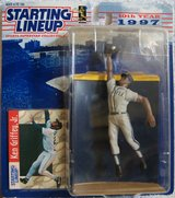 *** KEN GRIFFEY JR. 1997 (10 Year Addition) Starting Lineup Collectible Figurine *** in Fort Lewis, Washington