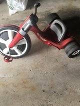 radio flyer big wheel in Lockport, Illinois