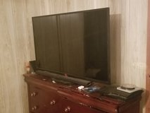55 inch TV, with ps3 in Alamogordo, New Mexico