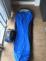 Outstar Mummy sleeping bag in Okinawa, Japan