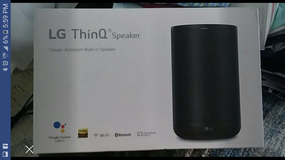 LG ThinQ Speaker w/ google assistant in Perry, Georgia