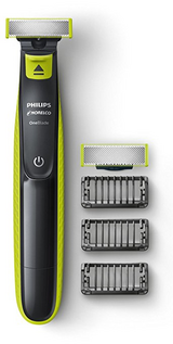 Philips Norelco OneBlade Bonus Pack with Free Blade Brand New! in Lancaster, Pennsylvania