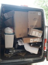 TRASH & JUNK REMOVAL/PCS/PICK UP & DELIVERY/LOCAL MOVING/ YARD -+4915237605502 in Ramstein, Germany