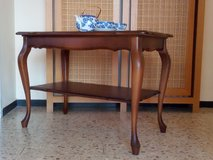 Chippendale style coffee table side table with rotating table top in Wiesbaden, GE