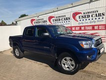 2015 Toyota Tacoma Double Cab TRD Off-Road 4×4 in Baumholder, GE