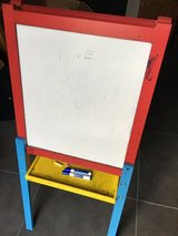 Drawing stand: dry erase and chalk board in Ramstein, Germany