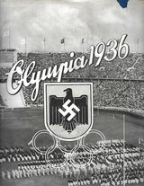 ORIGINAL 1936 COMPLETE OLYMPIC ALBUM OF SUMMER GAMES IN BERLIN WITH SUPER RARE DUST COVER AND 9 ... in Ramstein, Germany