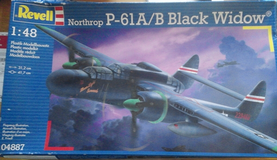 Revell Model Black Widow in Chicago, Illinois
