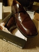 Men's Brown Dress Shoes with Buckle in Kingwood, Texas