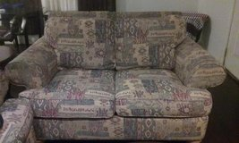 oversized couch and love seat **Reduced** in Clarksville, Tennessee