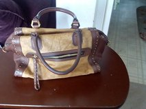 Oriyani  halfcalf  and leather satchel (New) in Quantico, Virginia