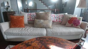Large couch in Kingwood, Texas