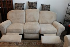 Recliner couch in Clarksville, Tennessee