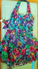 dresses- small size -floral and pink are halter top in Bartlett, Illinois