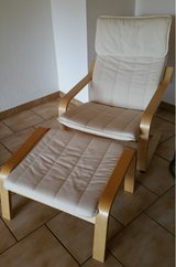 Chair with Foot Rest in Wiesbaden, GE