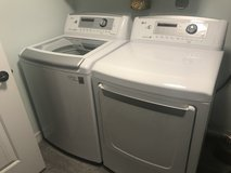 LG-HE Washer & Dryer (Electric) in Baytown, Texas
