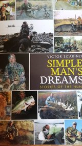 Simple Man's Dreams Book Signing in Leesville, Louisiana