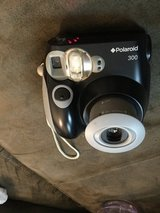 Polaroid 300 Instant Film  Camera (Black) in Chicago, Illinois