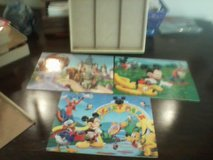 Mickey and Sofia Puzzle Group in Naperville, Illinois