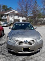 2007 Toyota camry in Toms River, New Jersey
