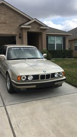 BMW 525i in The Woodlands, Texas