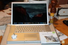Macbook Pro Notebook – Model A1226 2007 in Baumholder, GE