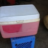 Rubbermaid cooler in Pleasant View, Tennessee