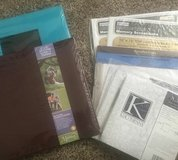 Two new scrapbooks with extra page inserts in Fairfield, California