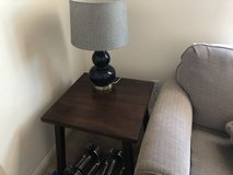 End Table #1 in Fort Irwin, California