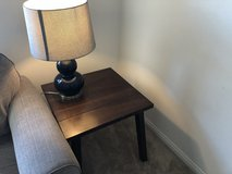 End Table #2 in Fort Irwin, California