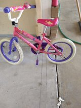"16"" girls bike-excellent condition in Plainfield, Illinois"