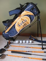 Dunlop Loco Crazy Kid Golf Set in Chicago, Illinois