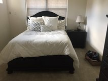 queen bedroom set in Luke AFB, Arizona