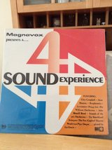Compilation record - Magnavox Presents A Sound Experience, still in original wrapper in St. Charles, Illinois