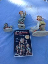 lot of Hummel figures w book in 29 Palms, California