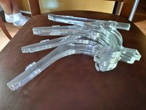 CLEAR ACRYLIC PLATE STAND HOLDER in Lockport, Illinois
