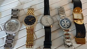 3 Michael Kors, 1 Coach, 1 Tory Burch women's watches ( authentic) in Fort Lewis, Washington