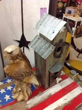 Cowboy Birdhouse in Wilmington, North Carolina