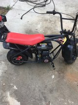 like brand new MOTOVOX 80CC MINI BIKE RUNS EXCELLENT CONDITION $285 in Warner Robins, Georgia