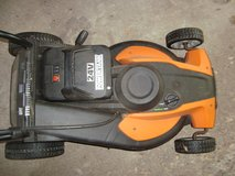Worx Cordless Electric Lawn Mower in Westmont, Illinois