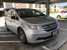 Handicap Accesible Honda Odyssey with Bruno Joey Lift and Handicap Package in Kingwood, Texas