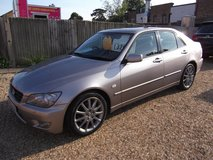 LEXUS IS200 6 SPEED, 87,000 MILES in Lakenheath, UK