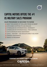 #1 US Military Sales Program in Aviano, IT