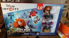Disney Infinity PS3 in Lawton, Oklahoma